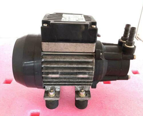 Speck Pumpen Y-2841.0050 Regenerative Turbine Pump With Mounting Shock Absorbers