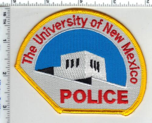 The University of New Mexico Police 1st Issue Shoulder Patch