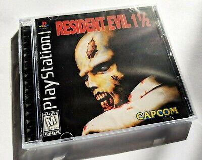 Resident Evil 1.5 SEALED! - PlayStation 1 2 PS1 PS2 PS3 - ☣READ DESCRIPTION☣