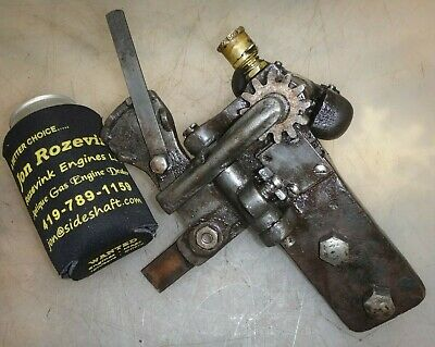 Governor Assembly For 2-12hp-12hp Hercules Economy Jeager Hit Miss Gas Engine