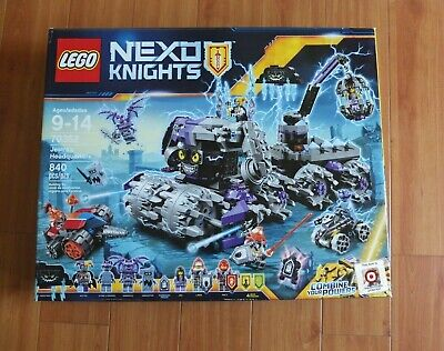 Lego 70352 Nexo Knights Jestro's Headquarters Factory Sealed Retired Brand New!!