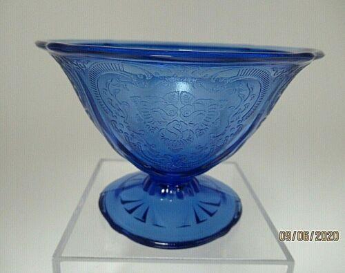 """Royal Lace"" Blue Ftd Sherbert EXCELLANT**"