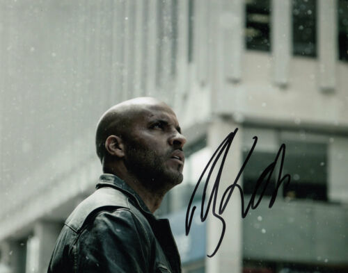 RICKY WHITTLE AMERICAN GODS SIGNED 10X8 PHOTO AFTAL & UACC [14731] IN PERSON