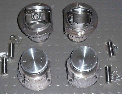 Kolben Zylinder 2,0 Liter 22mm Bolzen für VW KÄFER BUS Porsche 914 Typ 4 Motor