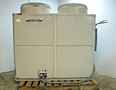 Mitsubishi City Multi Pury-p120tjmu-a Outdoor Unit Heat Recovery Hvac R-410a Vrf