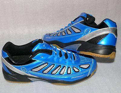 Pro Kennex Destiny Herren Squash Schuhe Sneaker Tennis Court 41,5 UK 8,5 Blau