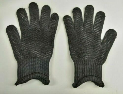 Ex Police Kevlar Gloves Dupont Grey Safety Uniform Public Order PPE Patrol Duty