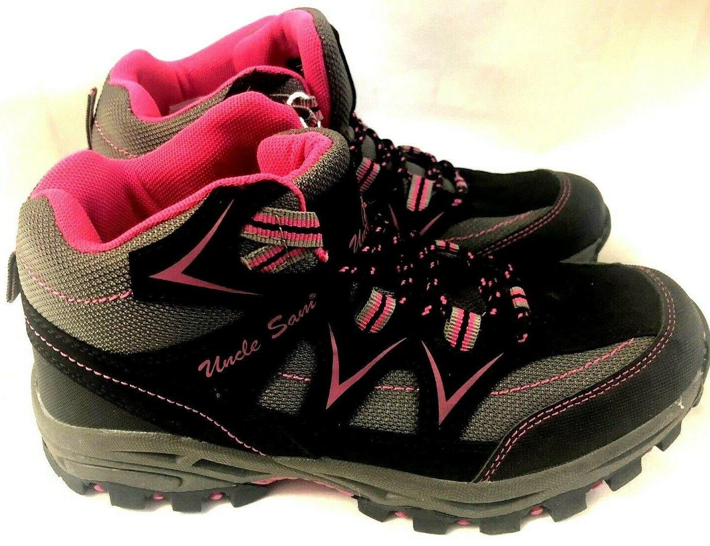 Outdoor Schuhe DAMEN  Boots Wanderschuhe STIEFEL UNCLE SAM