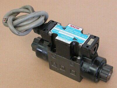 Nachi Sl-g01-c5-r-c1-20 Solenoid Operated Directional Control Valve Kitamura