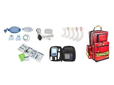 Notfallrucksack M PRO Plane gefüllt SAN XL (Rettungsdienst Arztpraxis Feuerwehr)