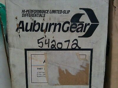 Auburn Gear 542072 HP Limited Slip Differential Auburn Limited Slip Differential