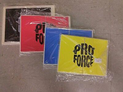 Set of 4 Proforce Padded Rebreakable Boards Karate Tkd Martial Arts Breaking