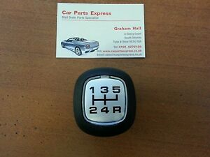 Ford-Escort-RS-Cosworth-gear-knob-NEW-Genuine-Ford-PUSH-FIT