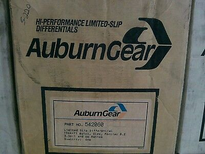 Auburn Gear 542060 HP Limited Slip Differential Auburn Limited Slip Differential