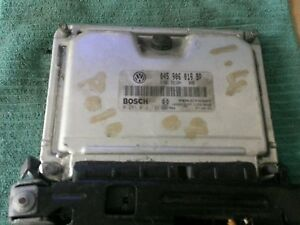 vw polo tdi bnm engine ecu 045906019bp 1 4 tdi ebay. Black Bedroom Furniture Sets. Home Design Ideas
