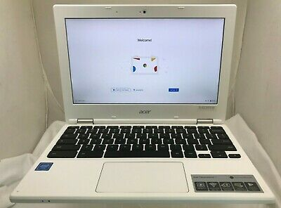 Acer Chromebook 11 Intel Celeron 1.6GHz 2GB RAM 16GB SSD !READ! LPT-400
