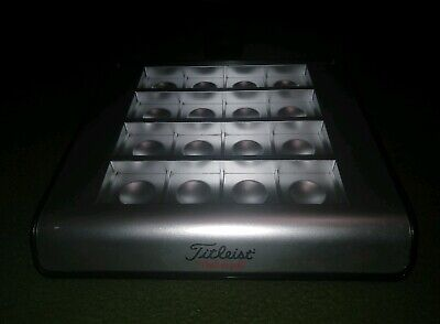 Commercial Titleist Golf Ball Display Counter Top Point Of Sale-best Offer-desk