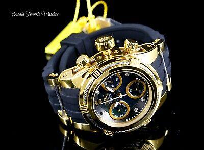 Invicta Women's JT Bolt Zeus Limited Ed Quartz Gold Case Diamond Accented Watch comprar usado  Enviando para Brazil