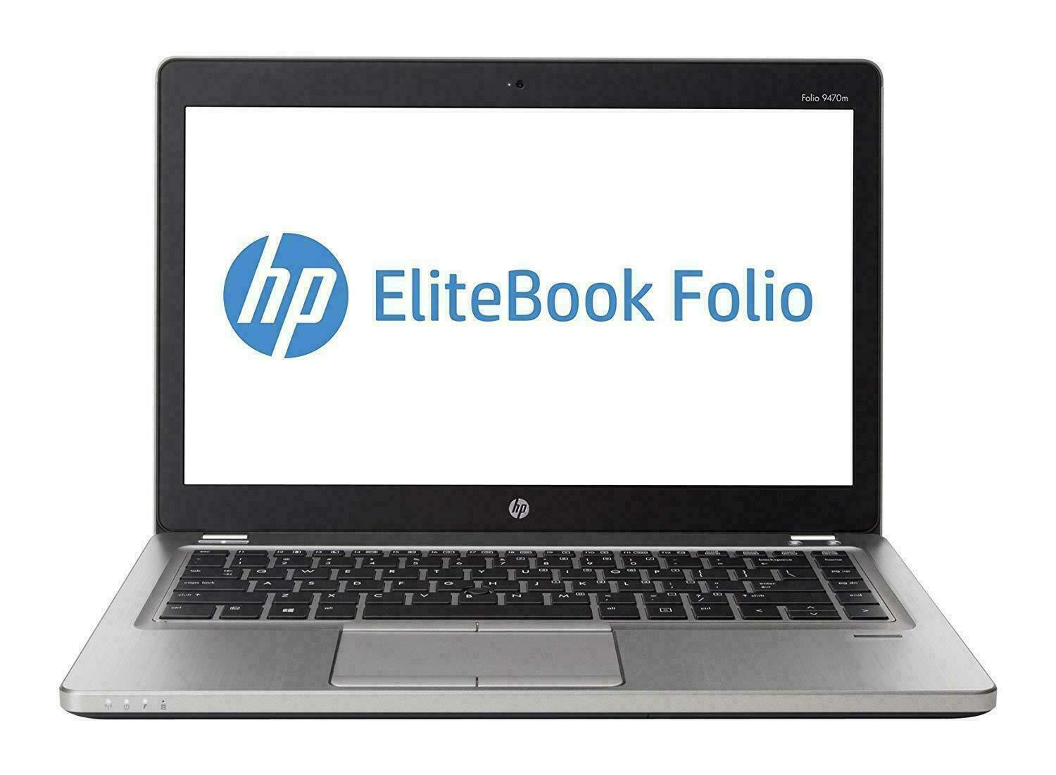 Laptop Windows - GREAT PRICE HP Folio 9480m Intel CORE i7-4600U 16GB 512GB SSD Windows 10 14""
