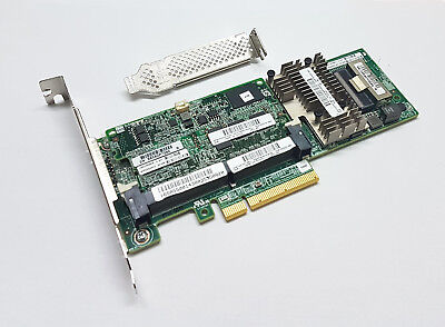 HP Smart Array P440 4GB Cache SATA / SAS Controller RAID PCIe x8 726821-B21