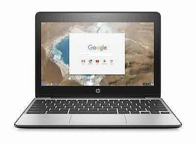 HP Chromebook 11 G5 Celeron N3050 / 1.6 GHz - Google Chrome OS 64-4 GB RAM 16GB