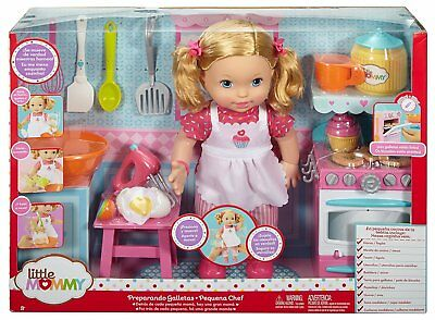 Fisher Price Little Mommy Bake With Me Baby DLB57 NEW
