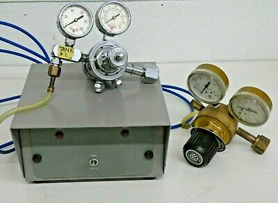 Vwr Sheldon Co2 Cylinder Tank Switch Mdl 2002 W 2 Regulators