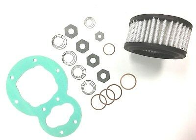 18868 Kellogg American 321 Tv Head Kit Gaskets Valve Discs And Springs