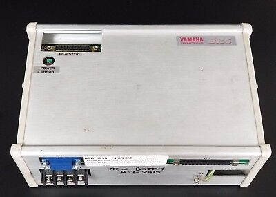 Yamaha Erc Single Axis Robot Controller