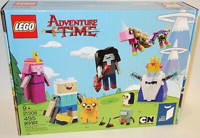 LEGO 21308 Ideas Adventure Time NEW Sealed Cartoon Network Finn FREE SHIPPING