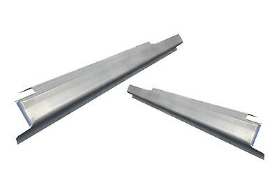 1955 CHEVY 1955 1956 1957 PONTIAC EXTENDED LENGTH OUTER ROCKER PANELS  2DR (Pontiac Rocker Panels)