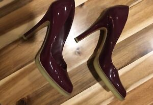 Gucci heels authentique size 10