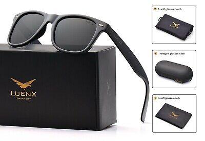 Gafas de Sol para Hombre Polarizadas HD Lentes para Conducir Proteccion UV (Gafas Para Hombre)