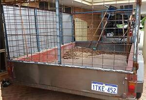 10x6 Cage Trailer Joondalup Joondalup Area Preview