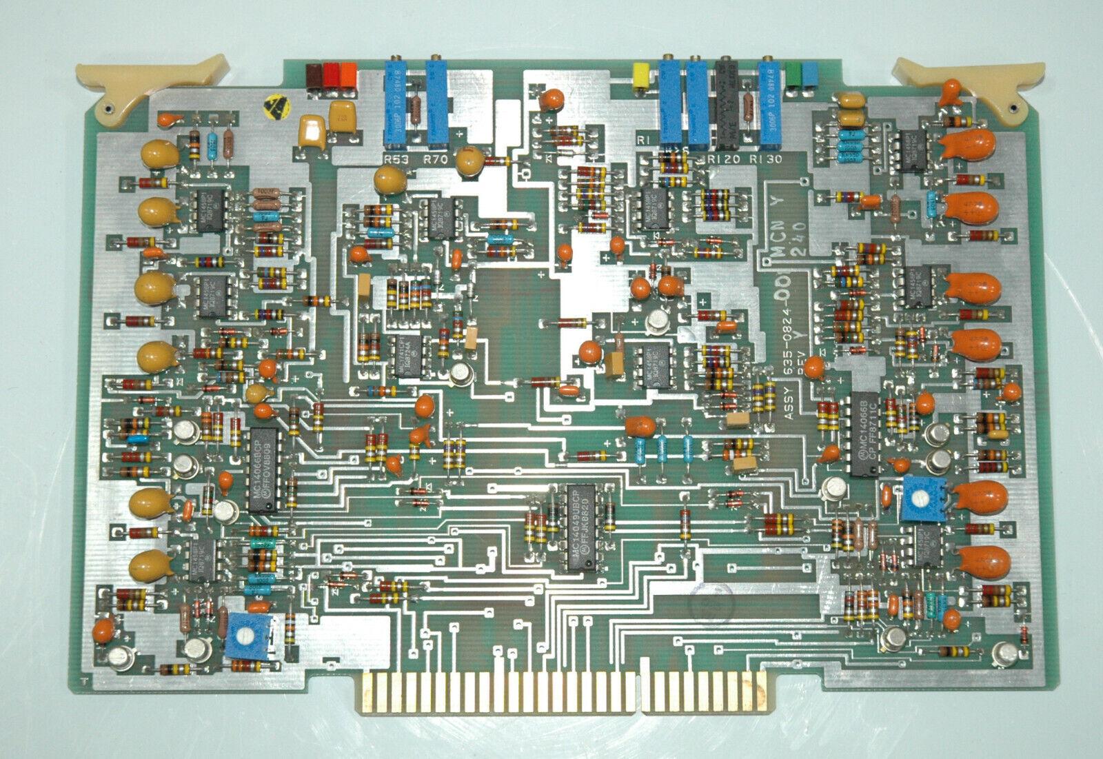 Rockwell Collins  HF-8010 Transmit Audio Module-A5  p/n 635-