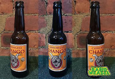 From Dusk Till Dawn - Cerveza Chango Beer Bottle Horror Prop Replica