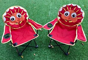 Camping chairs Duncraig Joondalup Area Preview