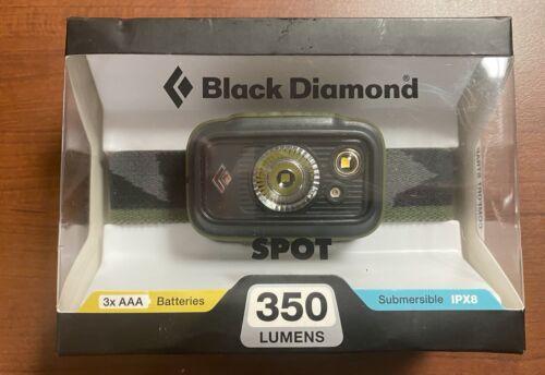 Black Diamond Spot 350 Lumens Headlamp - Dark Olive - New - Fast, Free Shipping!