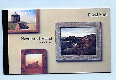 "Great Britain #BK159) (GR288) Complete 1994 ""Northern Ireland"" Booklet, MNH, VF"