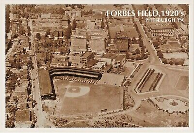 1920's View of Forbes Field, Home of Pirates Baseball (1909-1970) Pittsburgh, PA