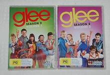 GLEE Complete Season 2 x7 DVD's Exc Cond. Several Pick up options Hillarys Joondalup Area Preview