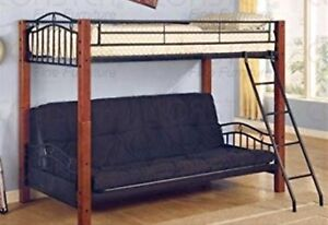 Bunk Bed With Couch Kijiji In Ontario Buy Sell Save With
