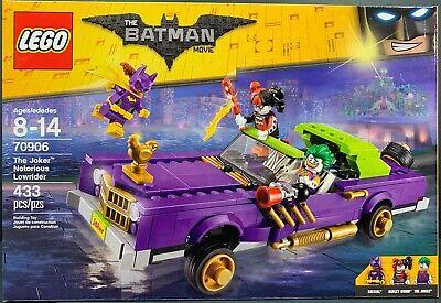 Lego Batman Movie 70906 BOX ONLY The Joker Notorious Lowrider