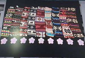 HALF PRICE!Reduced!Reduced! OBO Girls and ladies leggings-75 prs