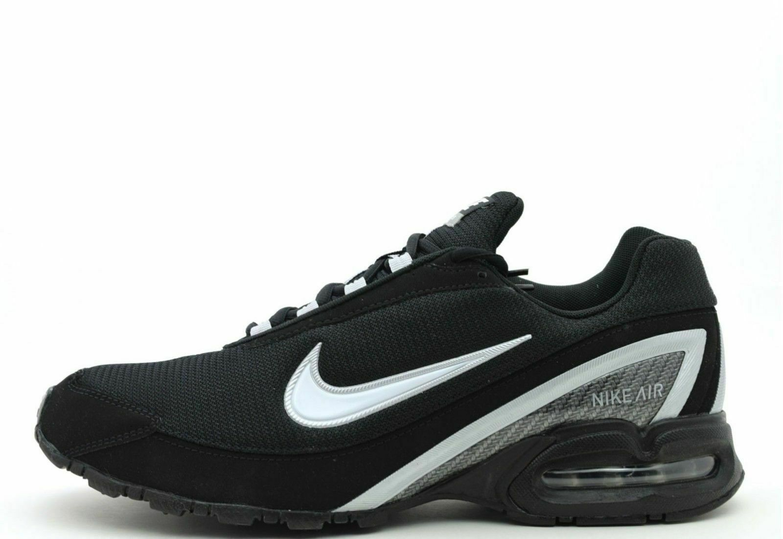 Nike Air Max Torch 3 Black White Grey 319116 011 Running Shoes Men's Multi Size