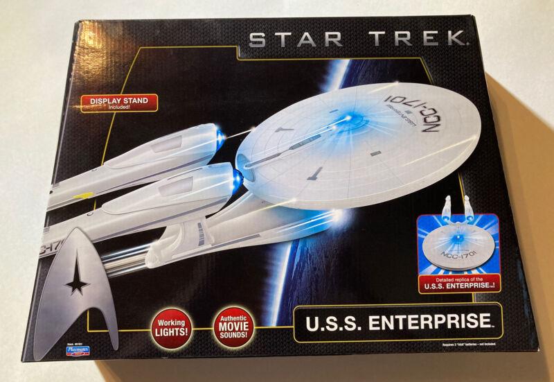 Star Trek - USS Enterprise Starship NCC-1701 - 2009 Movie - Electronic - MIB