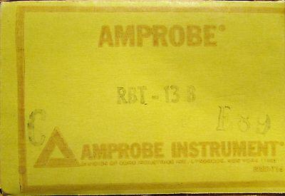 Amprobe Rbt-13b Flat Probe Test Lead Rbt 13b