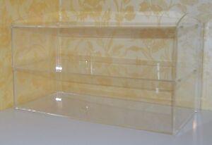 Bäckerei Tisch Vitrine Verkaufstheke Spuckschutz Cupkes Kuchen Groß Acryl Glas