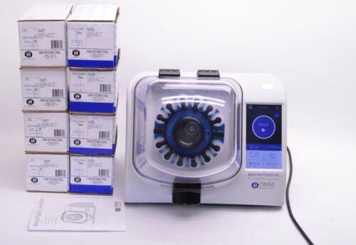 OMNI International Optimate Bead Ruptor Elite 24 Mill Homogenizer kit w/Warranty