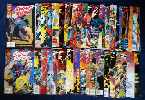 Ghost Rider Vol 3 | YOU PICK | Issues 1-84 | High-Grade | 1990-1997
